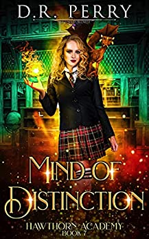 Mind of Distinction (Hawthorn Academy Book 7) by [D.R. Perry]