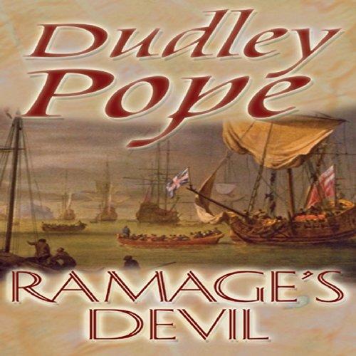 Ramage's Devil audiobook cover art
