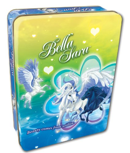 Bella Sara Holiday Tins 2008