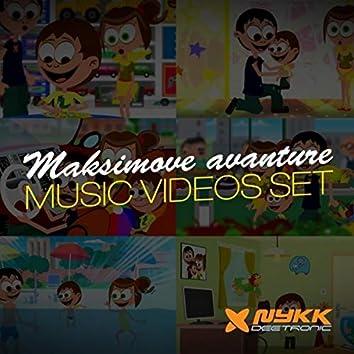 Maksimove Avanture - Music Videos Set