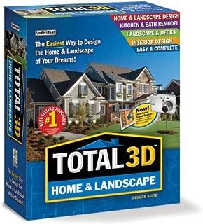 Total 3D Home & Landscape Deluxe Suite V 9