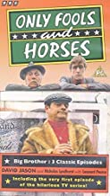 Only Fools and Horses Big Brother, Cash and Curry, Go West Young Man VHS
