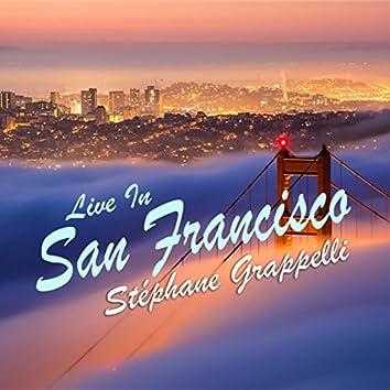 Stephane Grapelli Live In San Francisco (Live)