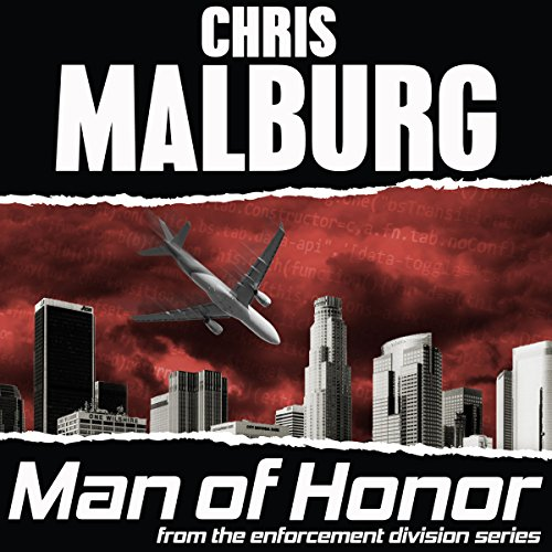 Man of Honor audiobook cover art