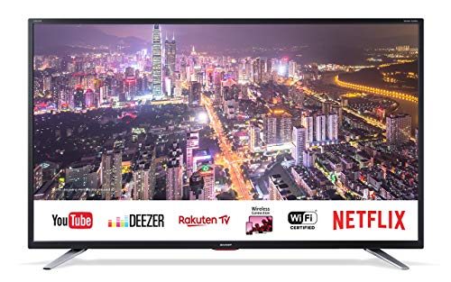 "Sharp LC-40FI5542E Smart TV 40"", Full HD"