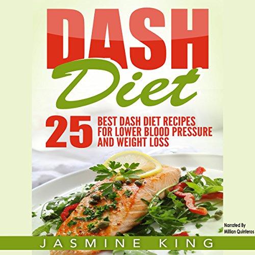 DASH Diet audiobook cover art