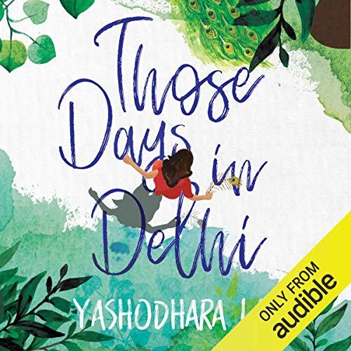 Those Days in Delhi cover art
