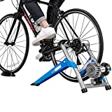 VIVOHOME Bike Trainer Stand Indoor Bicycle Exercise Stationary Cycling Converter with Front Wheel Riser Block Low Noise Fits for 26-29 Inch 700C Wheel