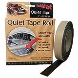 HushMat 30300 Quiet Tape Shop Roll, 1-Inch x 20-Foot