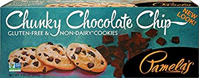 Pamela's Products Chunky Chocolate Chip Cookies