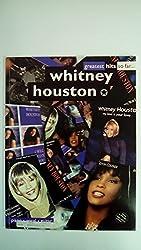 Whitney Houston Greatest Hits So Far: (Piano, Vocal, Guitar)