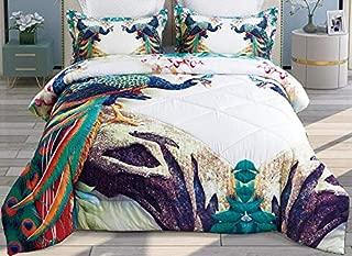 Best peacock comforter set queen Reviews