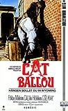 Cat Ballou - Hängen sollst du in Wyoming [VHS] - Jane Fonda