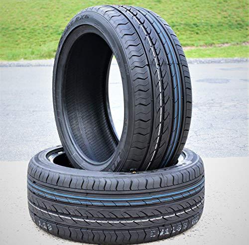 Set of 2 (TWO) Joyroad Sport RX6 High Performance All Season Tires - 245/35ZR22 97W XL