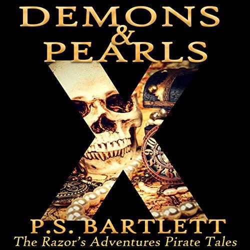 Demons & Pearls audiobook cover art