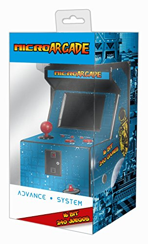 Micro Arcade Advance System 16 BIT - 240 Juegos