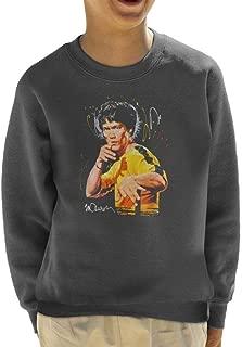 Felpa Maglia George Peppa Pig con cappuccio e tasche Originale Sweat Sweatshirt