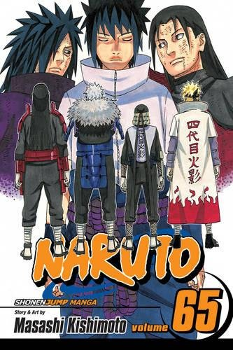 Naruto Volume 65.