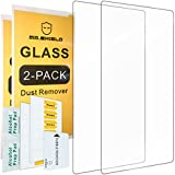[2-PACK]-Mr.Shield Designed For Alcatel OneTouch Pop 7 LTE (T-Mobile) [Tempered Glass] Screen Protector [0.3mm Ultra Thin 9H Hardness 2.5D Round Edge] with Lifetime Replacement