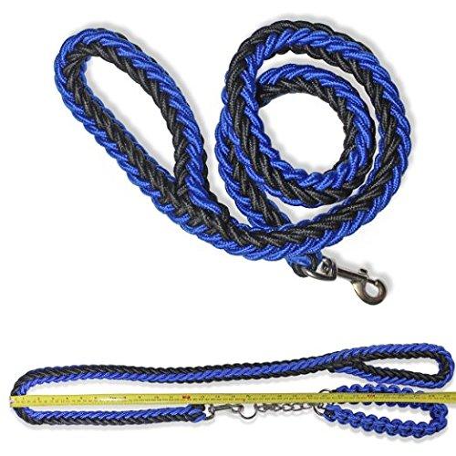 Olivery Heavy Duty Dog Martingale Braided Collar