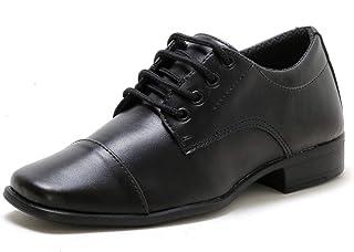Sapato Social Masculino Form's Adulto Infantil