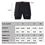 Zoom IMG-1 lixada pantaloncini da running uomo