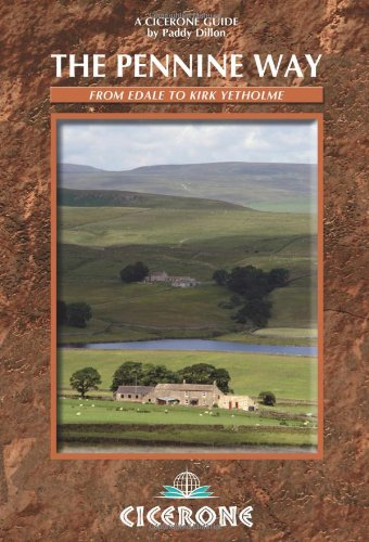 The Pennine Way (Cicerone National Trail Guides) (Cicerone Guides)