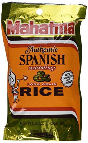 Mahatma Authentic Spanish Rice 5 Oz (Pack of 6)