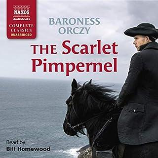 The Scarlet Pimpernel cover art