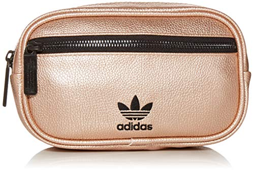 Sport Style CM3809 Originals PU Leather Waist Pack, Rose Gold/Black