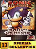 Sonic Hedgehog Special: Collection 13 Comic Cartoon Graphic Novels Adventure Of Sonic For Children (English Edition)