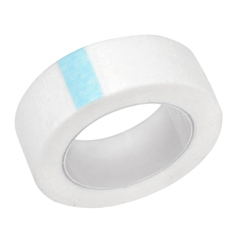 ジョガーツーリスト野心的まつげテープ 睫毛 まつげ ラッシュ テープロール マイクロポア紙 白い