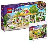 Collectix Lego Set Friends Heartlake City Bio Café 41444 + Friends 30413 (bolsa de plástico)