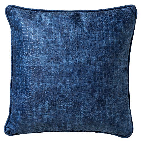 Dutch Decor Sammy Sierkussen, Blauw, 45X45