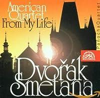 ドヴォルザーク:弦楽四重奏曲第12番「アメリカ」