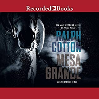 Mesa Grande audiobook cover art