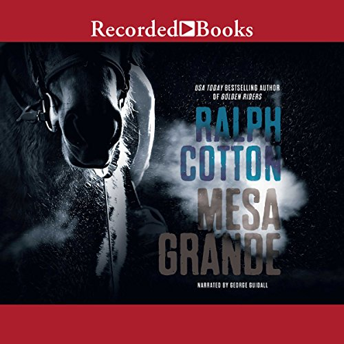 Mesa Grande audiobook cover art