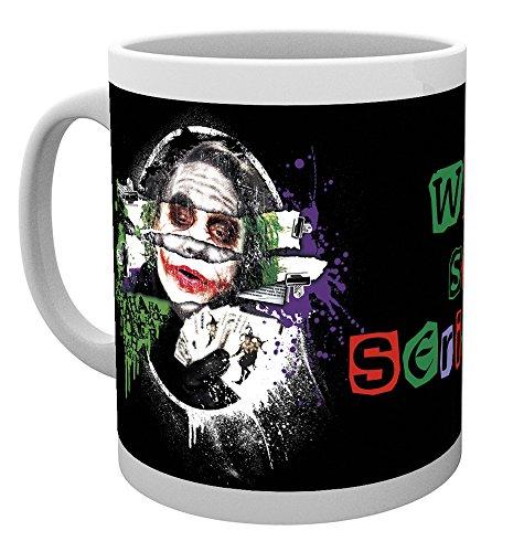 GB Eye, Batman The Dark Knight, Serious, Mug
