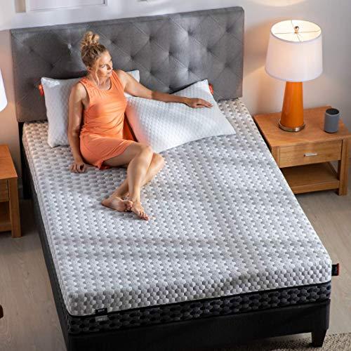 Layla Sleep Copper Infused Memory Foam Mattress (King)…