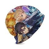 Sword Art Online Alicization Kids Anime Style Gorro de Punto Unisex Beanie Skull Cap Gorro de Invierno cálido Ligero y Transpirable para niños y niñas