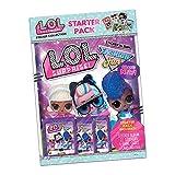 LOL Surprise Fashion Fun Sticker Collection Paquete de iniciación