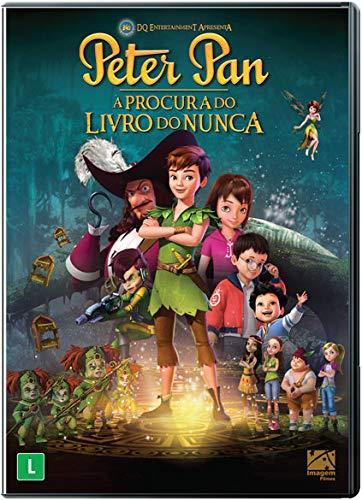 Peter Pan - À Procura Do Livro Do Nunca