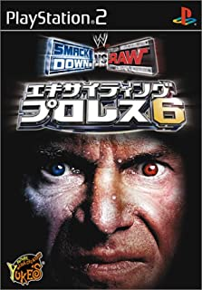 Exciting Pro Wrestling 6: SmackDown! vs. Raw [Japan Import]