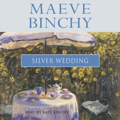 Silver Wedding audiobook cover art