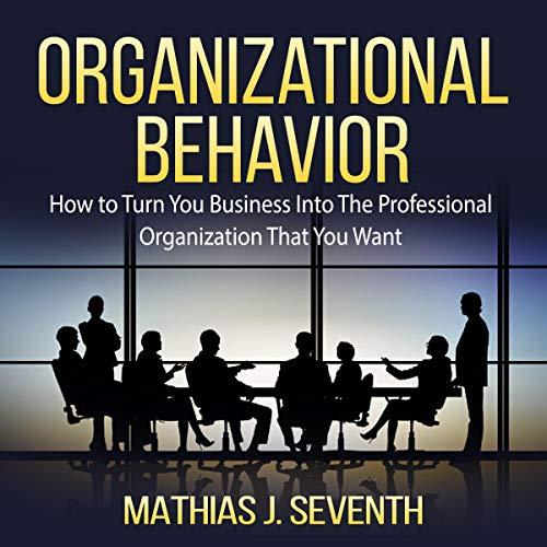Organizational Behavior  By  cover art