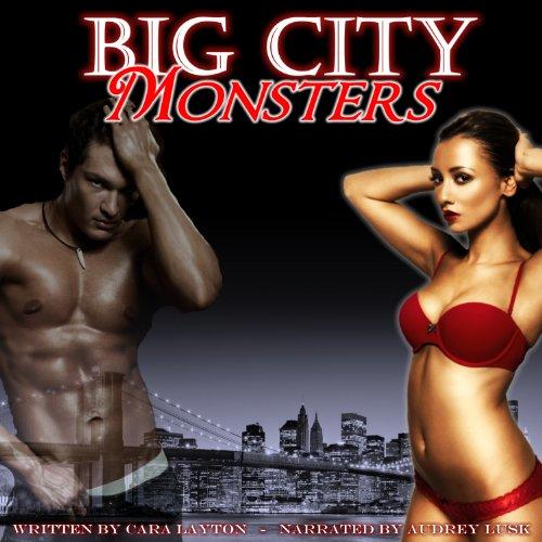 Big City Monsters audiobook cover art