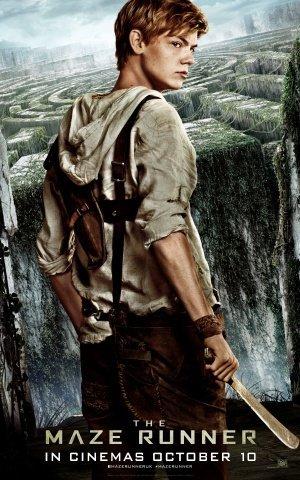 Import Posters Póster de The Maze RUNNER - Newt - Póster de la película estadounidense (30 cm x...