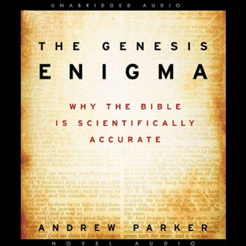 Genesis Enigma audiobook cover art