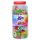 Jelly Belly Cup Jar A delicious fruity jelly made by the prestigious Mahak group. The first and only vegetarian jelly in India made carefully to please your tastebuds. Available in a range of yummy fruity flavors and shapes for your kids. JellyBelly ...