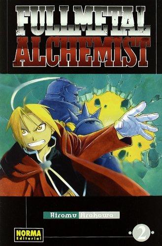 FULLMETAL ALCHEMIST 02 (CÓMIC MANGA)